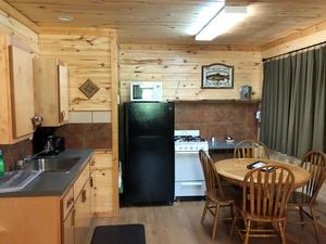 Two Bedroom Cabin Photo 1